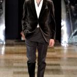 Строгий стиль. Louis Vuitton