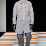 Пальто в стиле 60-х. Giorgio Armani