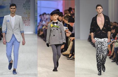 Украинская Неделя моды. Мужская одежда