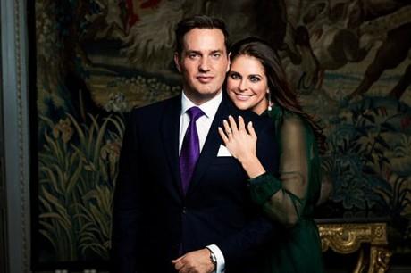 Звездная свадьба принцессы Мадлен