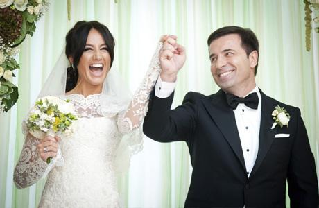 Валерия Ушакова и Валерий Коновалюк поженились