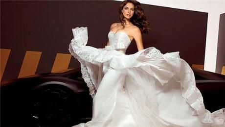 Свадебные платья Alessandro Angelozzi Couture