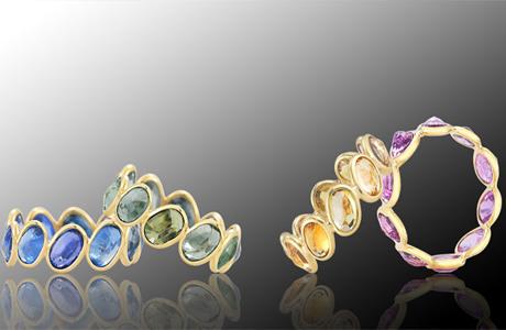 Кольца для невест Paolo Costagli