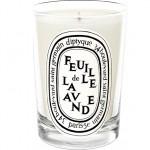 Feuille De Lavande Candle – для настроения