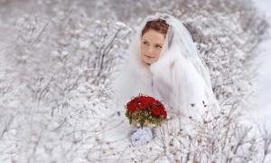 Невеста, позаботься о коже лица зимой