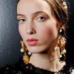 Выдели брови. Dolce & Gabbana