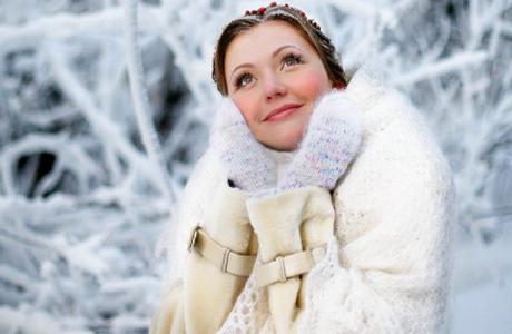 Свадебный макияж невесты - румянец и естественность