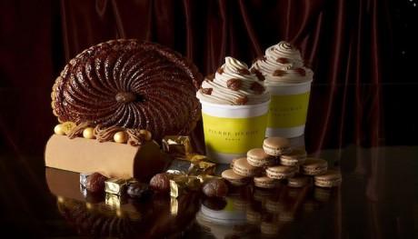 Новогодние десерты для свадьбы