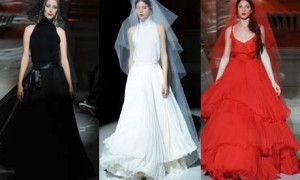 Показ моделей от Femmes Fatales