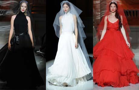 Свадебные платья от Femmes Fatales