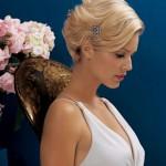 Прическа для коротких волос 2013