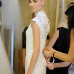Свадебный наряд 2013 от Оскар де ла Рента
