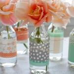 Шикарное оформление цветами свадьбы 2013