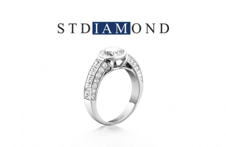 Кольцо для помолвки Мост Искусств