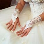 Свадебный маникюр 2013