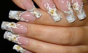 Wedding manicure33