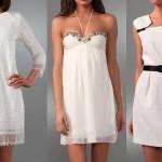 Белые платья 2013