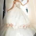 Свадебная юбка 2013