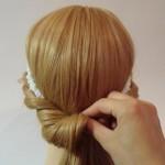 Закручиваем волосы волной