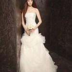 Свадебный наряд от Веры Вонг 2013