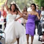 Ева Лонгория в свадебном платье