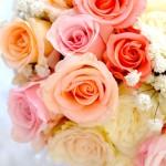 Свадебный букет 2013