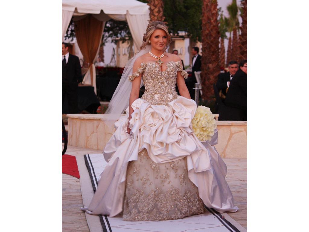 Свадебное платье от Натали Таушер