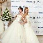 Звезды в свадебных нарядах