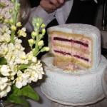 Вкусный торт на свадьбу