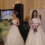 А вот и невесты